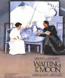 "One of the films produced by Schulberg: ""Waiting for the Moon,"" a Grand Prize Winner at Sundance in 1987"