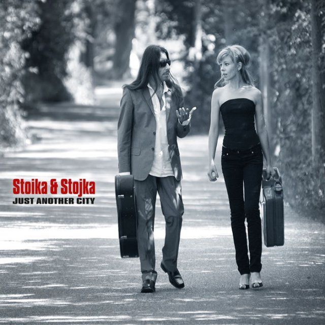 """Just Another City,"" a soul CD released in 2008 by Harri Stojka and Melinda Stoika"