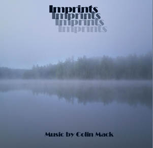 "The cover of Mack's 2009 CD ""Imprints"""