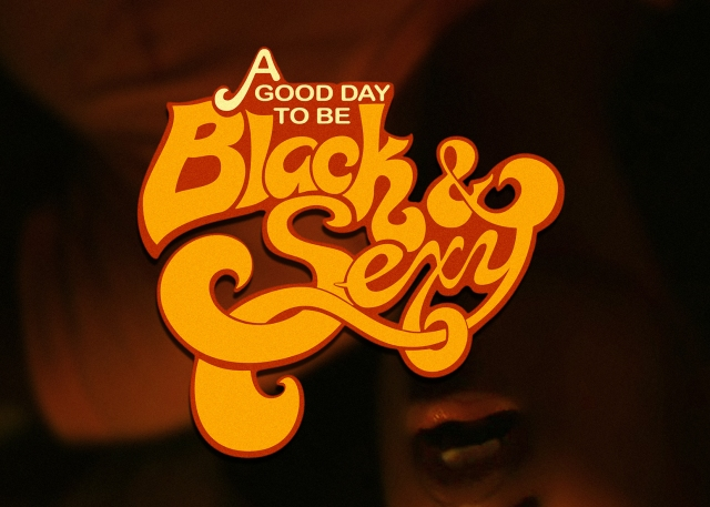 """Black & Sexy"" logo (photo by Brian Harding)"