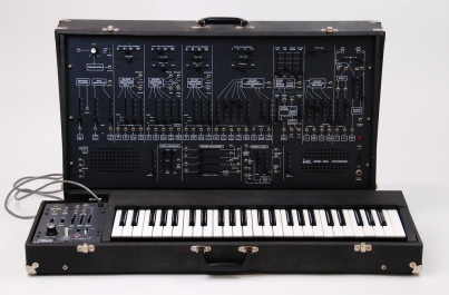 he ARP 2600 (photo by Rockheim, Flickr Creative Commons)