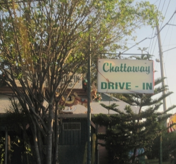 The Chattaway, a neighbourhood restaurant that inspired one of Meinke's poems (photo by Anita Malhotra)