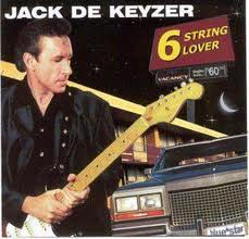 "De Keyzer's ""6 String Lover"" won the 2003 Juno Award for Blues Album of the Year"