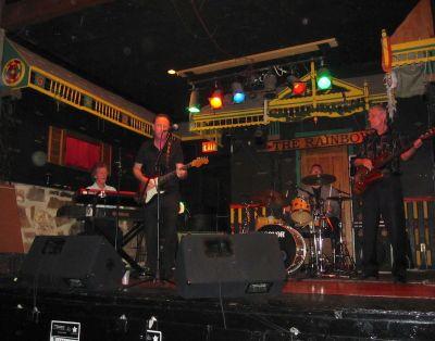 De Keyzer and his band performing at Ottawa's Rainbow Bistro on Aug. 24, 2012 (photo by Anita Malhotra)
