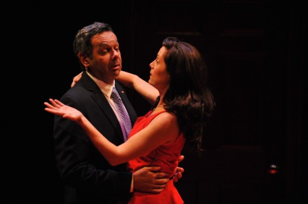 "The personal and the political overlap in ""Proud""  (photo courtesy of GCTC/Andrew Alexander)"