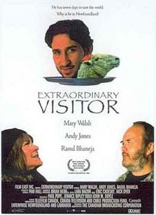 "Bhaneja played John the Baptist, the lead role in the 1998 film ""Extraordinary Visitor,"" directed by John W. Doyle and featuring Mary Walsh and Andy Jones"