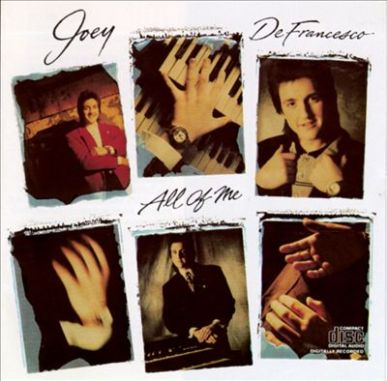 "DeFrancesco's first album, ""All of Me,"" which he recorded for Columbia Records at the age of 17"