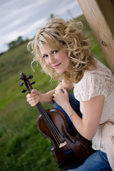 Natalie MacMaster (photo by Rebekah Littlejohn Photography)