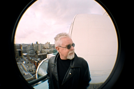 Singer-songwriter and guitarist Bruce Cockburn (photo by Kevin Kelly)