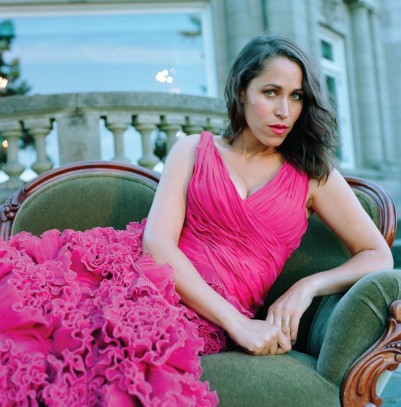 Pink Martini singer and songwriter China Forbes (photo by Autumn de Wilde)