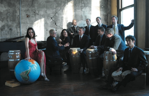 Pink Martini in 2001 (photo by Adam Levey)