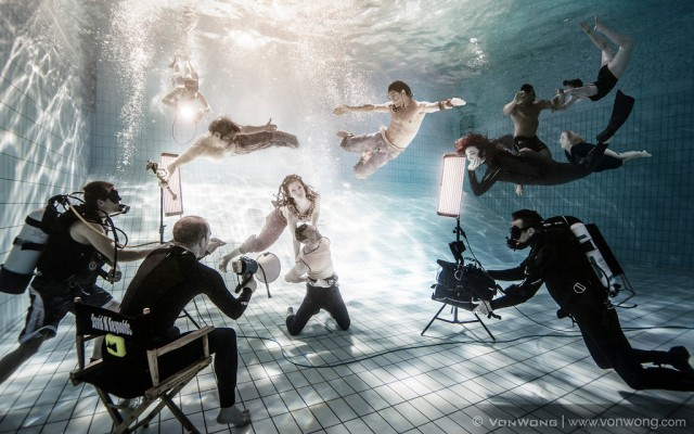 """The Underwater Realm"" by Benjamin Von Wong (photo courtesy of Benjamin Von Wong)"