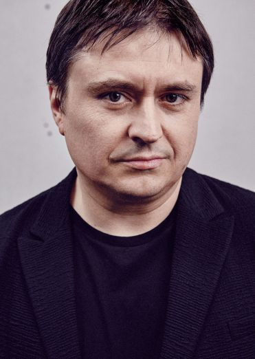 Romanian film director Cristian Mungiu (photo © Dan Beleiu)