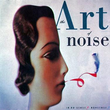 "The 1987 Art of Noise album ""In No Sense? Nonsense!"" (photo courtesy of Anne Dudley)"