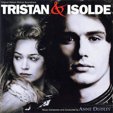 "The soundtrack album featuring Anne Dudley's music for the 2006 romantic drama ""Tristan & Isolde"" (photo courtesy of Anne Dudley)"