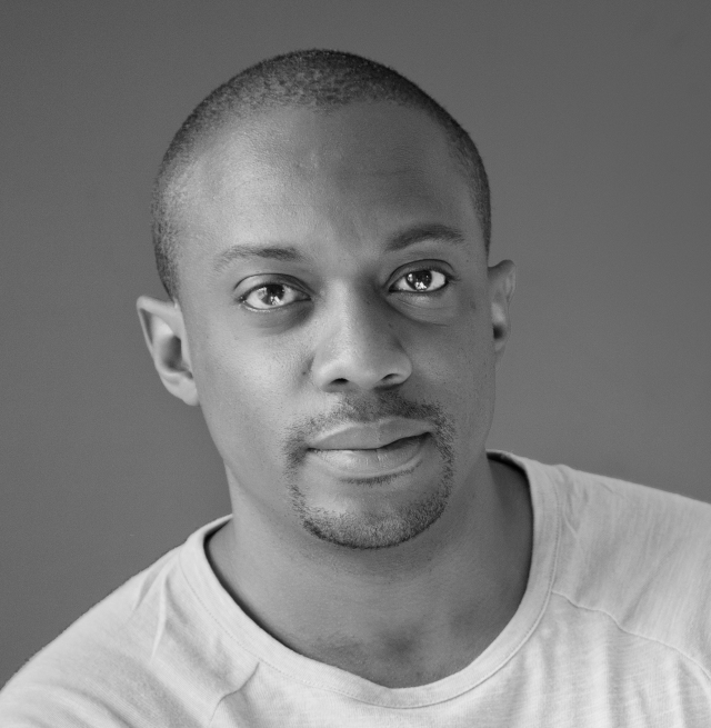 Conceptual artist Hank Willis Thomas (photo by Andrea Blanch courtesy of Hank Willis Thomas and Jack Shainman Gallery)