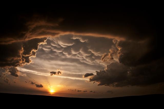 The Big Cloud Series II (photo © Camille Seaman)