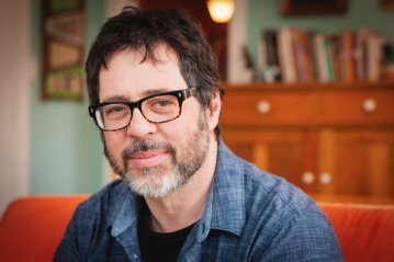 Animator and Director David Fine (photo © Chad Galloway)