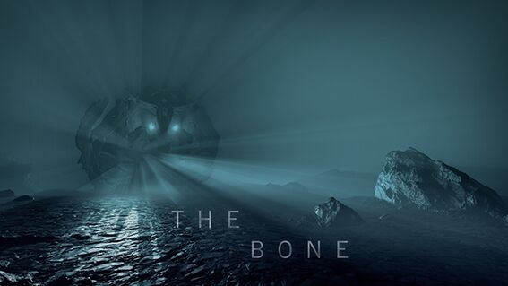"Image from ""The Bone"" (© Interactive Media Foundation)"