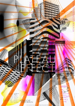 """Plateau Effect"" poster (photo courtesy of Jefta van Dinther)"