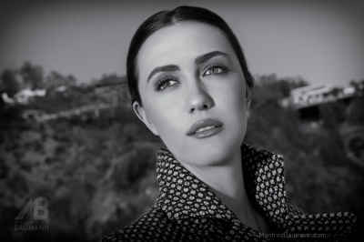 Actress Madeline Zima (photo by Manfred Baumann)