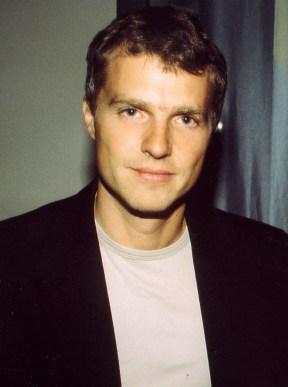 Manfred Baumann in the 1990s (photo courtesy of Manfred Baumann)