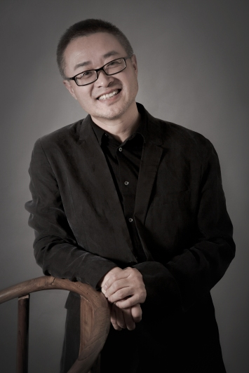 Chinese documentary filmmaker Zhou Bing (photo courtesy of Zhou Bing)
