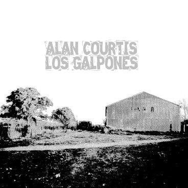 "Alan Courtis' 2017 solo release ""Los Galpones"" (photo courtesy of Alan Courtis)"